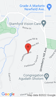 Map of Single Family Home on 48 Fieldstone Road,Stamford, CT