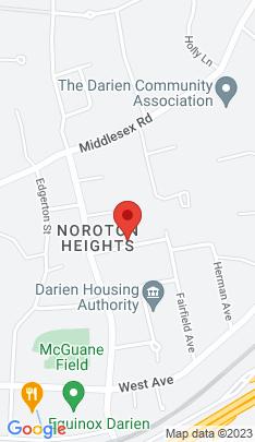 Map of Single Family Home on 18 Chestnut Street,Darien, CT