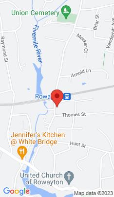 Map of Single Family Home on 294 Rowayton Avenue,Norwalk, CT