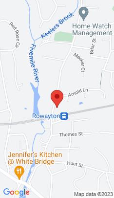 Map of Single Family Home on 310 Rowayton Avenue,Norwalk, CT