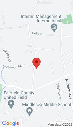 Map of Single Family Home on 258 Hollow Tree Ridge Road,Darien, CT