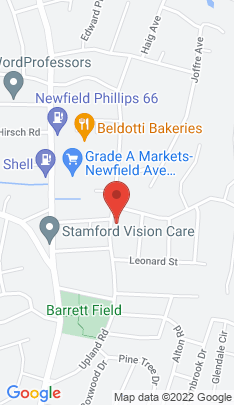 Map of Single Family Home on 71 Belltown Road,Stamford, CT