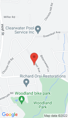 Map of Single Family Home on 20 Hillcrest Avenue,Darien, CT
