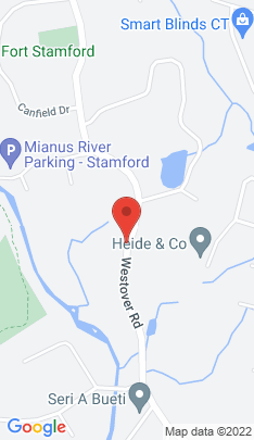 Map of Single Family Home on 696 Westover Road,Stamford, CT