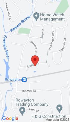 Map of Single Family Home on 19 Arnold Lane,Norwalk, CT