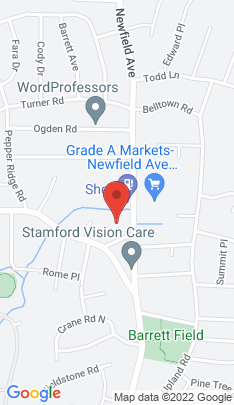 Map of Condo Home on 566 Newfield Avenue,Stamford, CT
