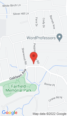 Map of Single Family Home on 153 Oaklawn Avenue,Stamford, CT