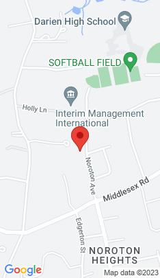 Map of Single Family Home on 319 Noroton Avenue,Darien, CT
