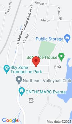 Map of Single Family Home on 16 Ryan Avenue,Norwalk, CT