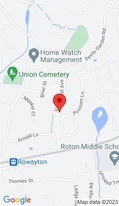 Map of Single Family Home on 30 Possum Lane,Norwalk, CT