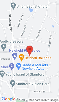Map of Condo Home on 168 Belltown Road,Stamford, CT