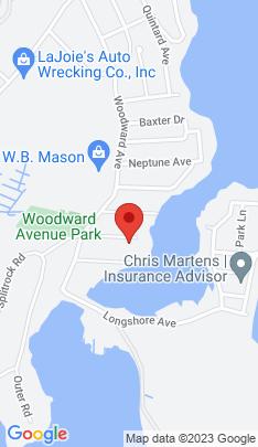 Map of Multi Family Home on 20 Sable Street,Norwalk, CT