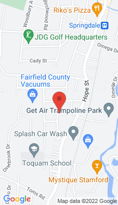 Map of Single Family Home on 49 Edgewood Avenue,Stamford, CT