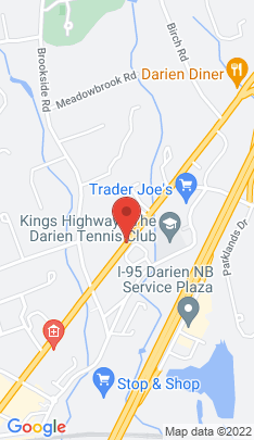 Map of Residential Property on 551 Boston Post Road,Darien, CT