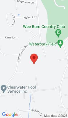 Map of Luxury Single Family Home on 23 Waterbury Lane,Darien, CT