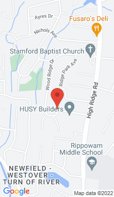 Map of Single Family Home on 163 Ridge Park Avenue,Stamford, CT