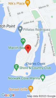 Map of Single Family Home on 2 Blackstone Drive,Norwalk, CT
