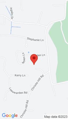 Map of Luxury Single Family Home on 21 Halter Lane,Darien, CT