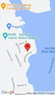 Map of Single Family Home on 35 Shorefront Park,Norwalk, CT