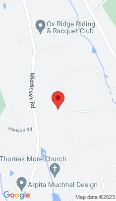Map of Luxury Mansion on 23 Fox Hill Lane,Darien, CT