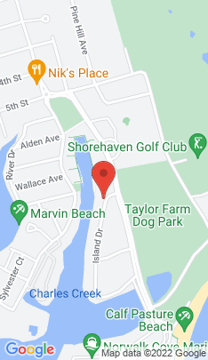 Map of Condo Home on 1 Island Drive,Norwalk, CT