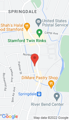 Map of Condo Home on 960 Hope Street,Stamford, CT
