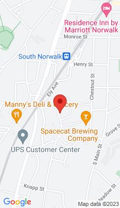Map of Multi Family Home on 29 Lexington Avenue,Norwalk, CT