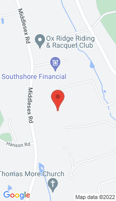 Map of Luxury Single Family Home on 72 Peach Hill Road,Darien, CT