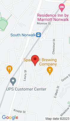 Map of Multi Family Home on 25 Lexington Avenue,Norwalk, CT
