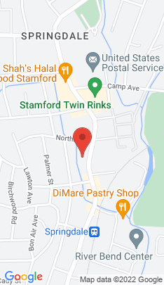 Map of Condo Home on 970 Hope Street,Stamford, CT