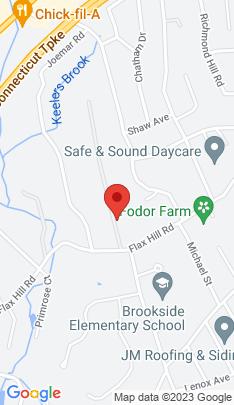 Map of Single Family Home on 6 Westview Lane,Norwalk, CT