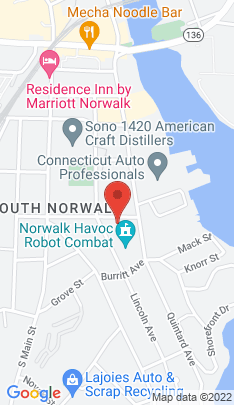 Map of Condo Home on 149 Water Street,Norwalk, CT
