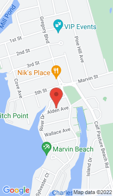 Map of Single Family Home on 9 Alden Avenue,Norwalk, CT