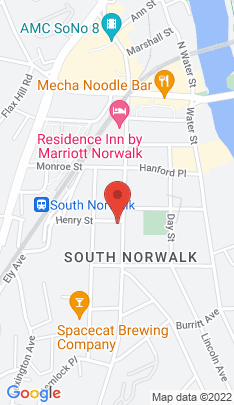 Map of Multi Family Home on 10 Henry Street,Norwalk, CT