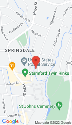 Map of Condo Home on 85 Camp Avenue,Stamford, CT