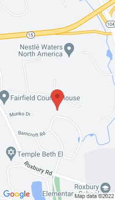 Map of single family home on 108 Barncroft Road,Stamford, CT