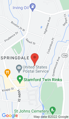 Map of Condo Home on 45 Highview Avenue,Stamford, CT