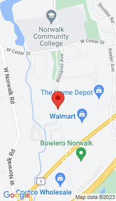 Map of Condo Home on 100 Richards Avenue,Norwalk, CT