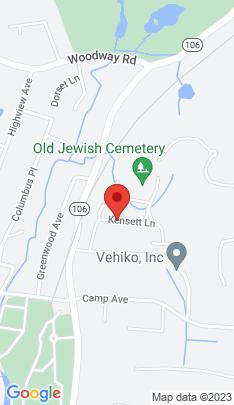 Map of Condo Home on 33 Kensett Lane,Darien, CT