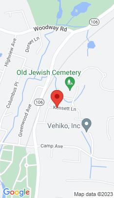 Map of Single Family Home on 30 Kensett Lane,Darien, CT