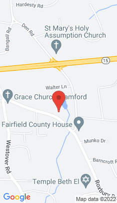 Map of Single Family Home on 479 Roxbury Road,Stamford, CT