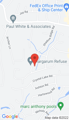 Map of Single Family Home on 146 Shadow Ridge Road,Stamford, CT