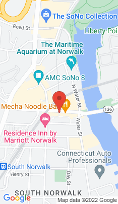 Map of Condo Home on 94 Washington Street,Norwalk, CT