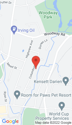 Map of Condo Home on 95 Columbus Place,Stamford, CT