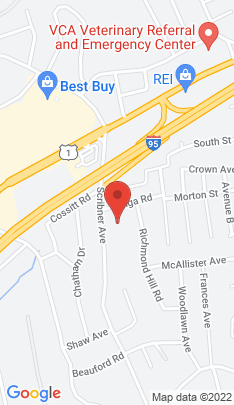 Map of Single Family Home on 60 Scribner Avenue,Norwalk, CT