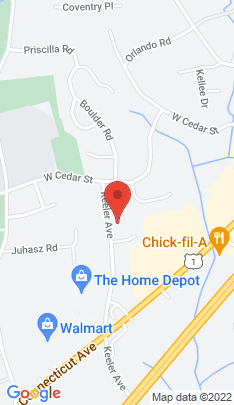 Map of Single Family Home on 114 Keeler Avenue,Norwalk, CT