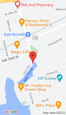 Map of Condo Home on 249 East Avenue,Norwalk, CT