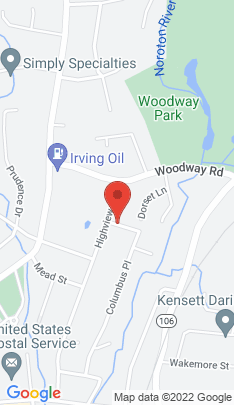 Map of Condo Home on 179 Highview Avenue,Stamford, CT