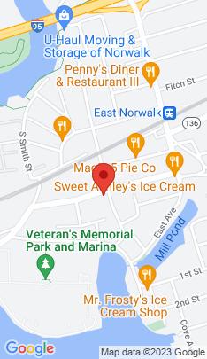 Map of Multi Family Home on 32 Van Zant Street,Norwalk, CT
