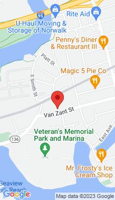 Map of Condo Home on 11 Van Zant Street,Norwalk, CT